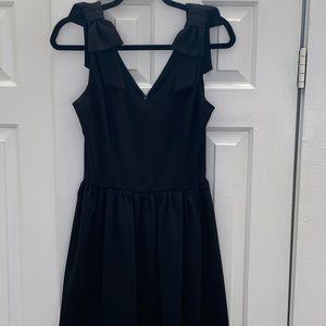 Love....Ady Bow Scuba Crepe Dress